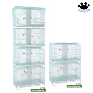 Wholesale metal wire iron breeding bird cages