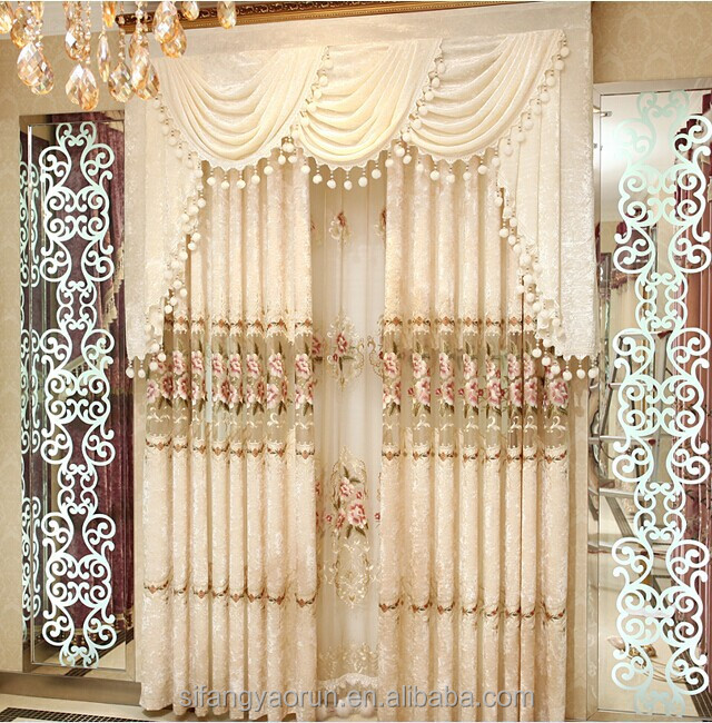 Latest curtain designs luxury lace window curtain fabrics turkey buy curtain fabrics turkey - Latest curtain designs for windows ...