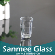 Wholesale Crystal Shot Glass Tea Cup