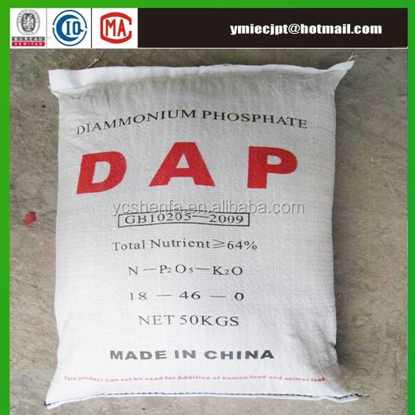 Diammonium Phosphate Dap Fertilizer Price 18-46-0 Specification ...