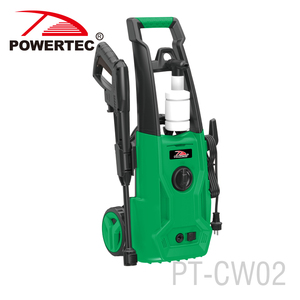 POWERTEC 1400w high pressure car washer car cleaning machine