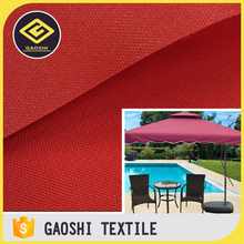 China Manufacturer 300D Polyester Pu Coating Oxford Waterproof Fabric for Outdoor Furniture Umbrellas