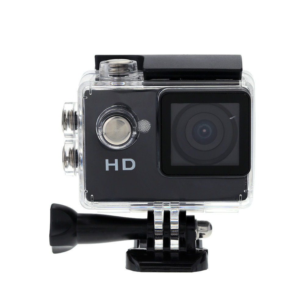 mini dv action camera a7 hd 720p sport camera lcd 90 degree wide angle lens 30m waterproof. Black Bedroom Furniture Sets. Home Design Ideas