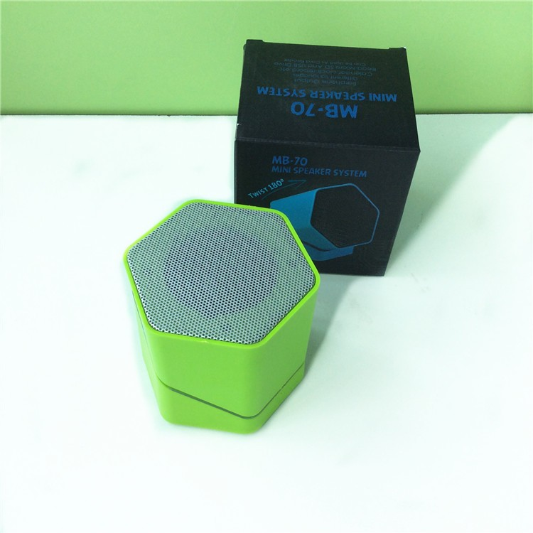 3d Sound Technology Mini Twist Bluetooth Speaker Test Music ...