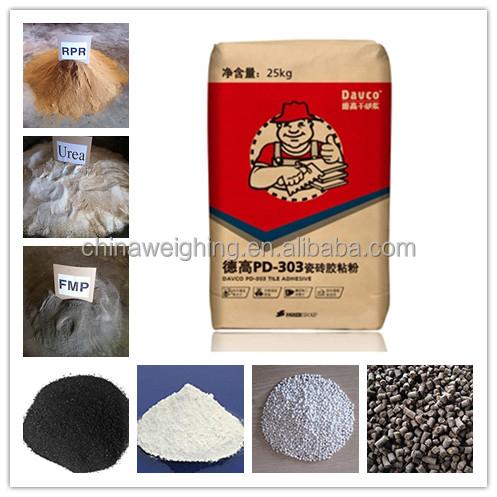 25 Kg Pneumatic Valve Bag Cement Automatic Bagging Machine