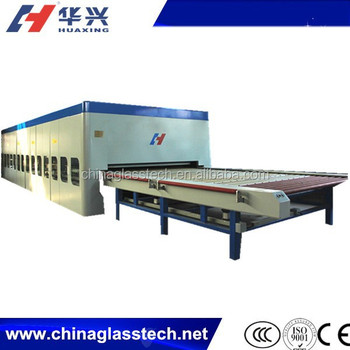 Mini Glass Tempering furnace glass production line for Tempered Glass