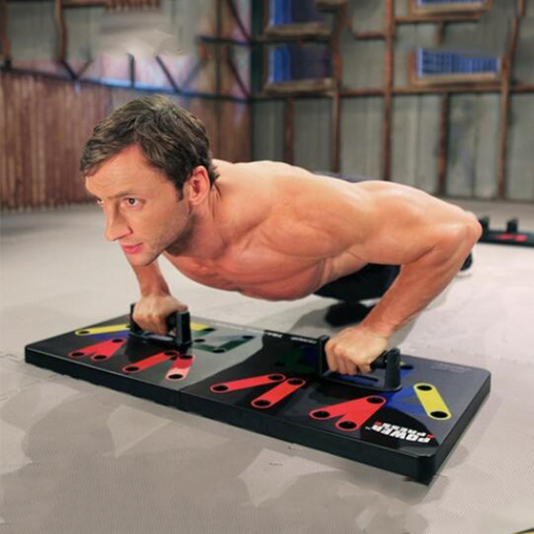 Push Up - Complete Push Up Training System para fitness, ginásio, treino