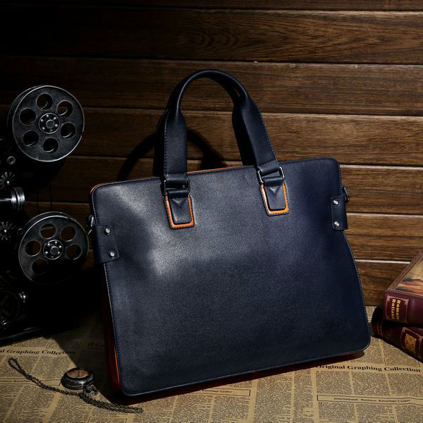Western Best Leather Office Bags For Men Briefcase Style Product On Alibaba