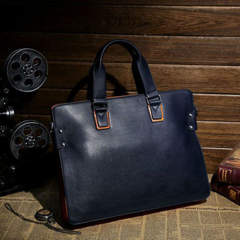 Western Best Leather Office Bags For Men