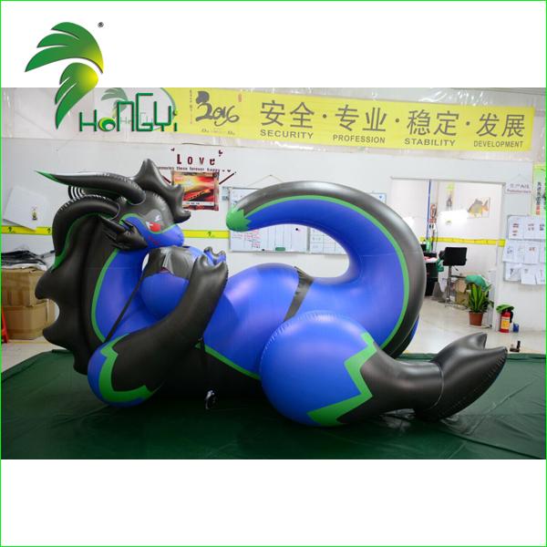 Hongyi Customized Sexy Dragon Toy Inflatable Dragon Rider
