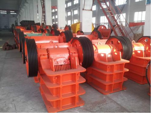 China Supplier Reliable Working Black Stone Crusher Pe Series Jaw ...