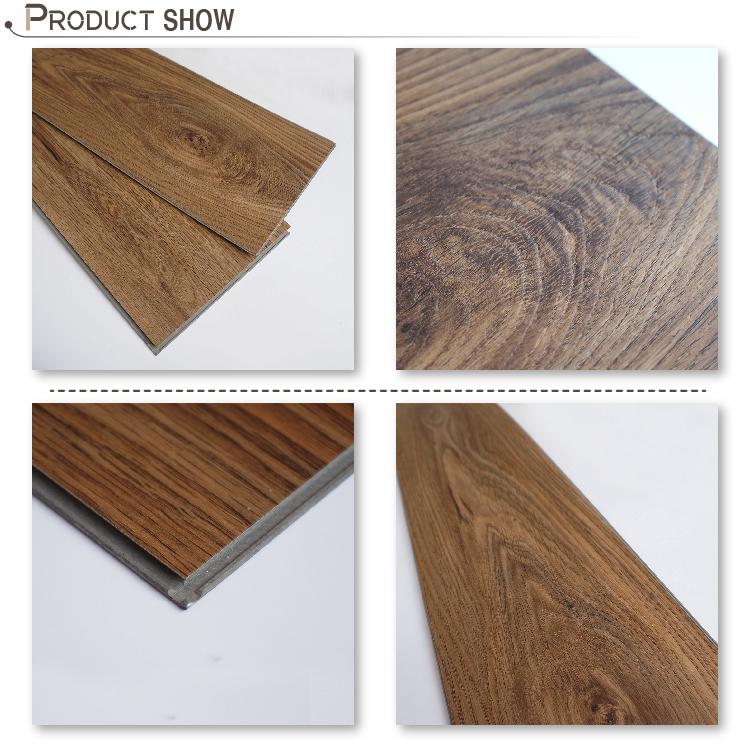 High Quality Click Vinyl Pvc Flooring