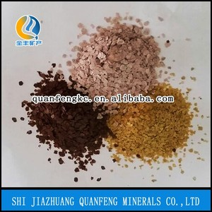 Competitive biotite mica mineral price