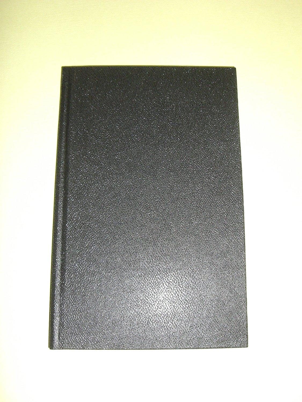 "Boorum & Pease, Bound Memo Books, 3814 1/2, Black Morocco Grain Flexible Covers, Faint Ruling, 72 Sheets, 7 5/8"" x 4 7/8"""
