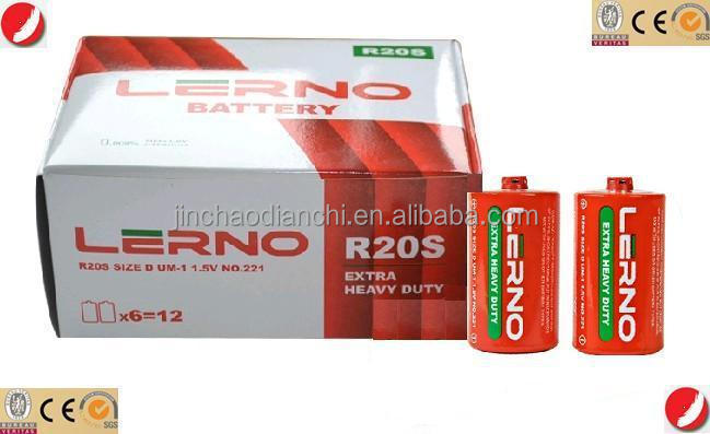 Cheap Dry Cell Batteries For Mali R20/size D Dry Cell Battery ...