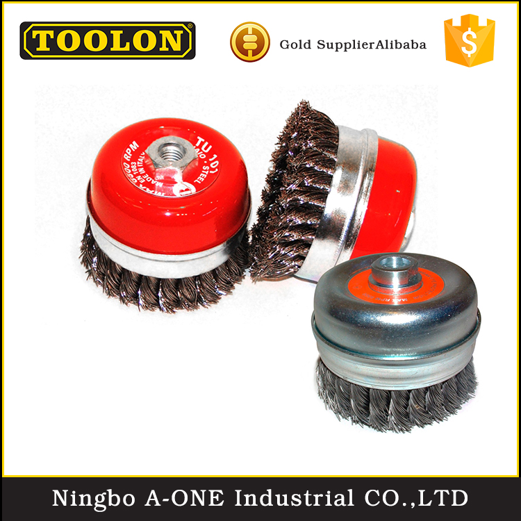Guaranteed Quality Spiral Wire Brush