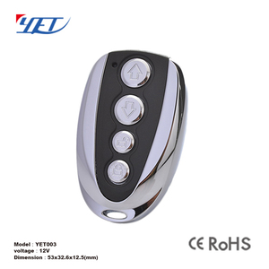 433.92MHZ fixed frequency universal copy code RF remote control duplicator for Garage Door/gate/automatic door