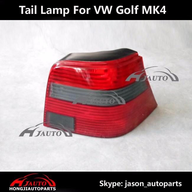 Tail Brake Light Lamp Red Smoke For Vw Golf Iv Mk4 Gti R32 Euro 99-05 - Buy  Tail Lamp For Vw Golf 4,Tail Light For Vw Golf Mk4,Auto Lamp For Vw Golf