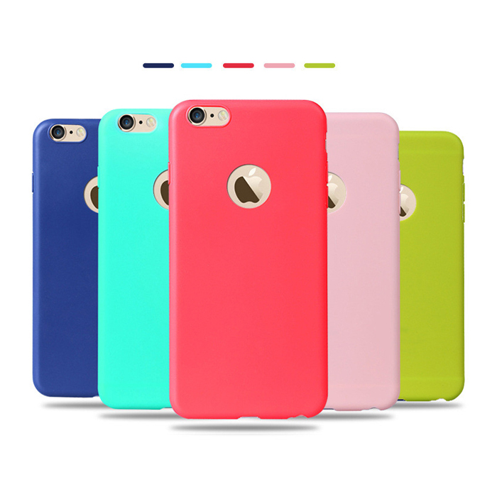 Case for iphone 5 / 5s, Design your own candy colors slim tpu silicone cell phone cover