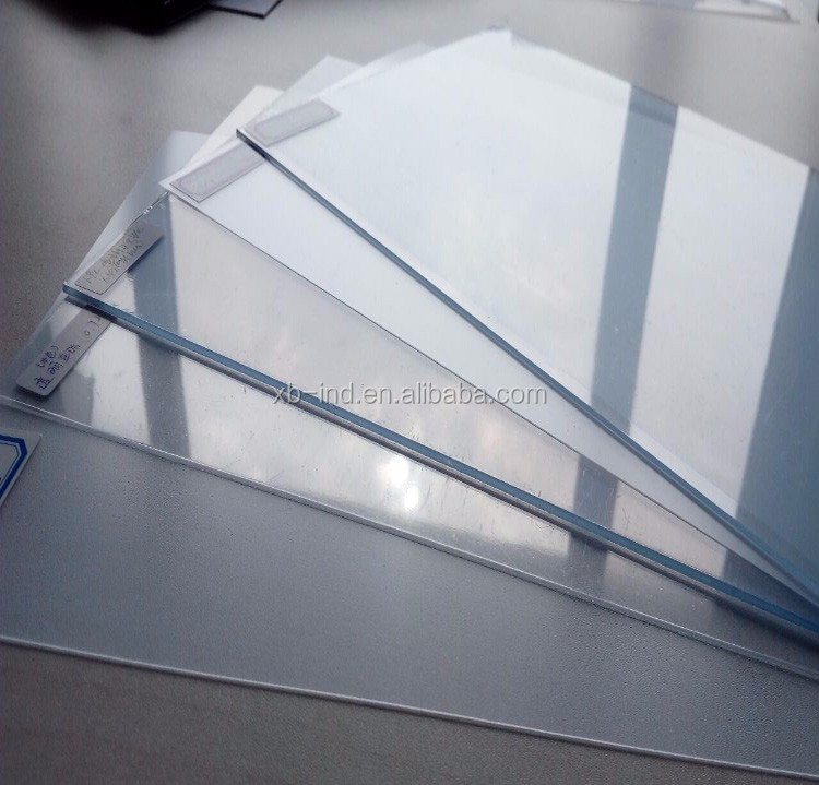 clear pvc hard plastic roll or sheet