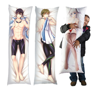 Moe Make Your Own Back Support Body Pillow Cover   Buy Body