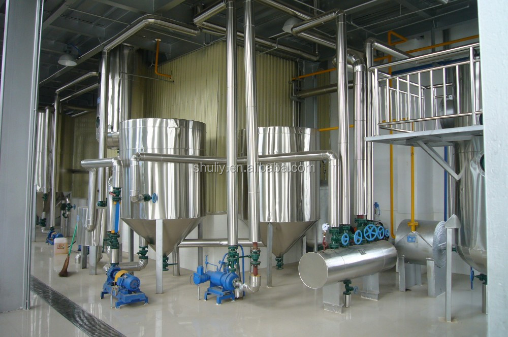 Hot Sales In Africa Cpo Crude Red Palm Oil Refining For