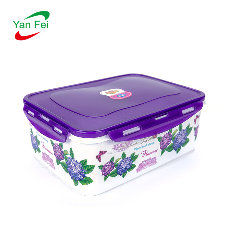 high quality food grade leakproof bento box  kids
