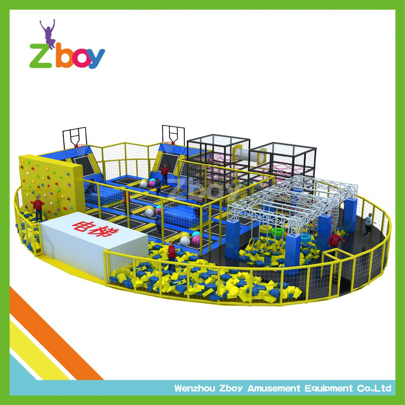China Professional Supplier Factory Price High Quality Bungee Trampoline for Sale