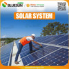 Bluesun solar off grid 3kw solar panel systems with free consultant installation