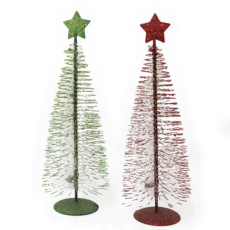 Metal Xmas Tree Decorations