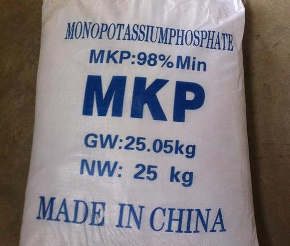 MKP mono potassium phosphate in compound fertilizer KH2PO4