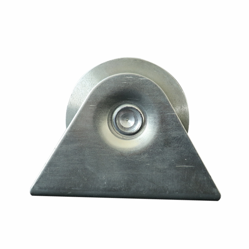 A3 steel high quality small wheel pulley
