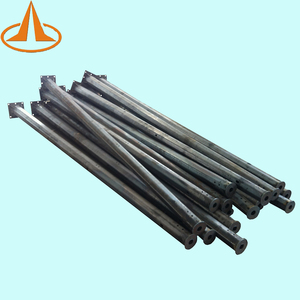 12m Treated Steel Sign Pole