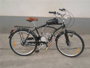 CUSTOMIZED 26 INCH ATV BEACH CRUISER BICYCLE/ GASOLINE MOTOR PETROL ATV BICYCLE FACTORY SUPPLIER
