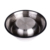 Manufacturers new popular cheap non-slip professional stainless steel dog bowl with silicone ring