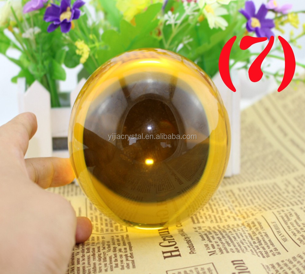 Factory directly \ % sale crystal (gorilla glass) K9 material 40mm crystal smooth 볼 all colors 대 한 핫 잘 팔리는