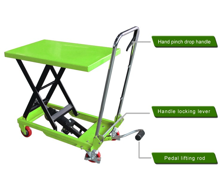 Small Hydraulic Lift Table : Hydraulic small mechanical lifting mechanisms lift table