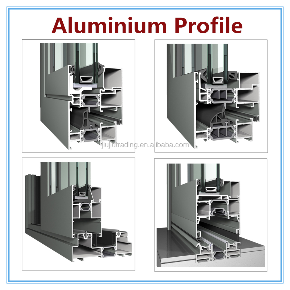 factory direct sale aluminum window frame parts and accessories