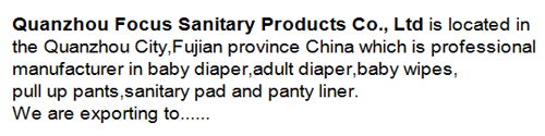 new style disposable clothlike adult diaper factory in China, high quality senior adult nappy