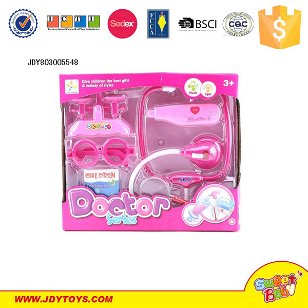 Wholesale medical doctor kit toy doctor play set doctor set baby toy