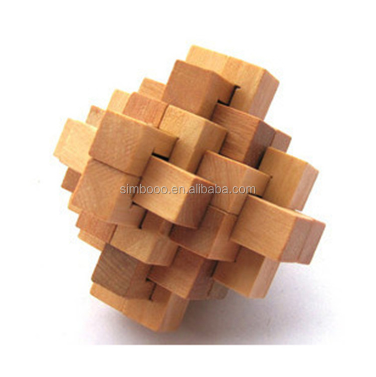 Factory wholesale magic puzzle cube magical square puzzles wooden puzzle cube promotional cubes for children gifts educational