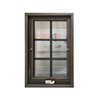 Good quality factory directly wooden door and window frame design wood windows carving