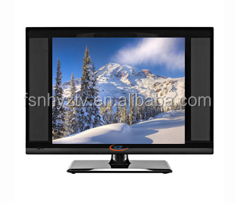 wide varieties 15 17 19 22 24 inch lcd tv green tint television for sale