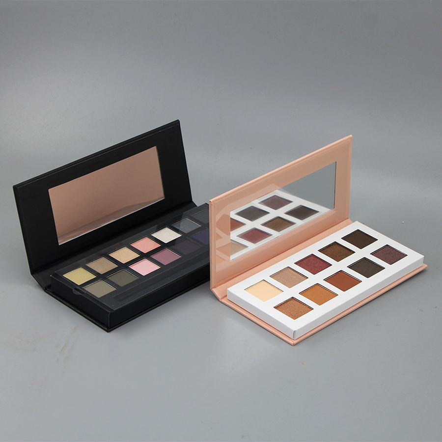 Dry Eye Shadow Type and Eye Use neutral matte eyeshadow palette