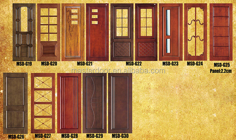 Used interior solid nyatoh wood doors in Malaysia View interior