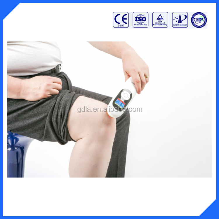 Knee Cold Laser Therapy continuous laser relief deep knee pain pulse laser relief back pain