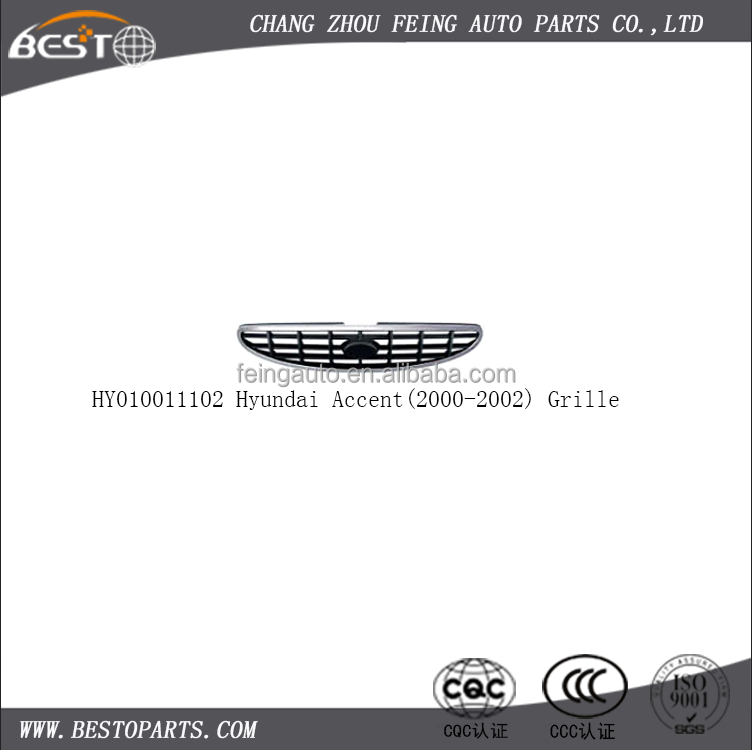OEM 86560-1A000 Hyundai Accent 2000-2002 Grille