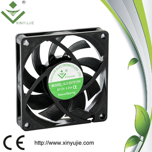 xinyujie 3500rpm micro brushless cooling dc fan best selling product shenzhen