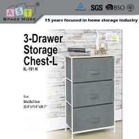 China made low cost bedroom furniture set with drawer chest