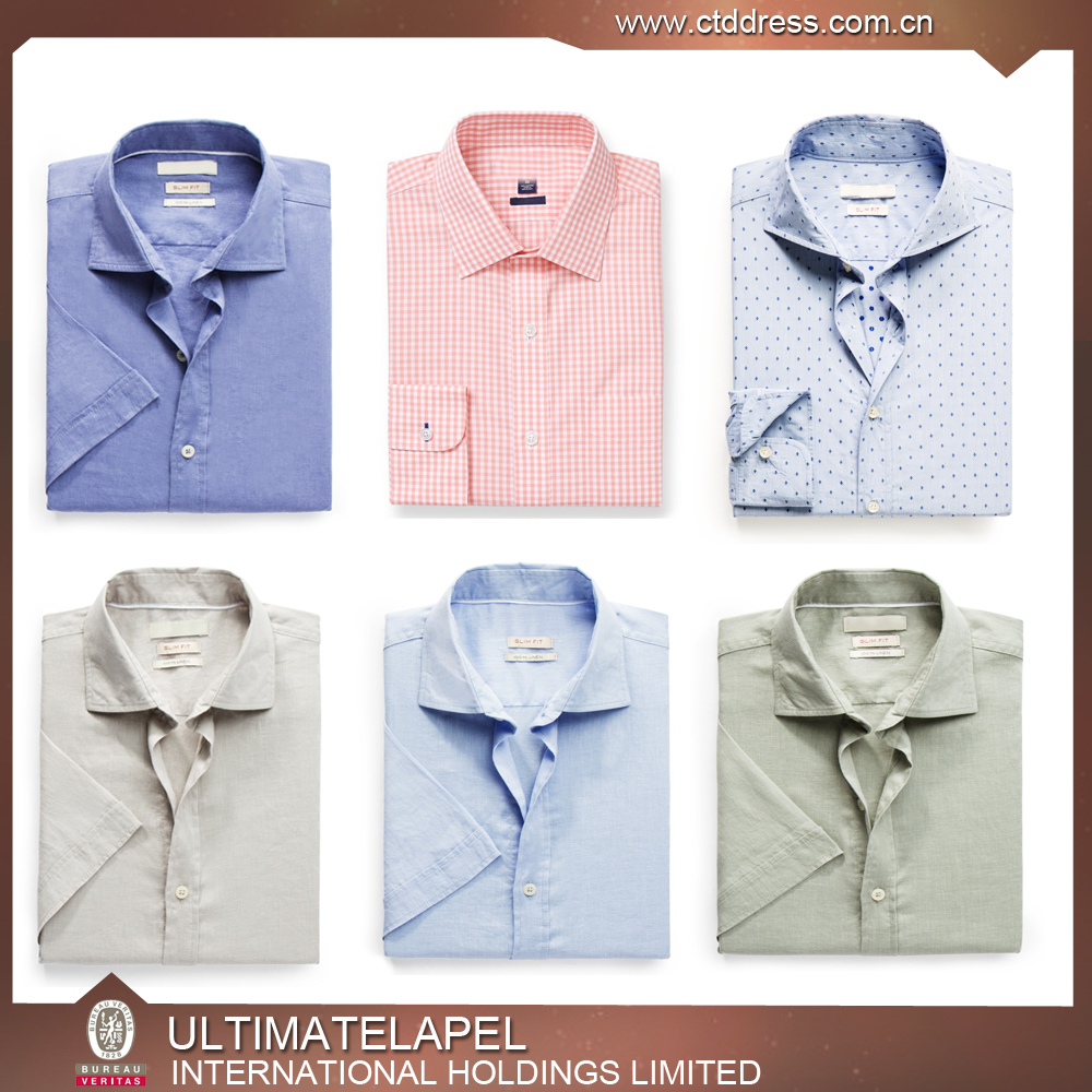 slim fit boys wedding suits dress shirts-cusomized shirt/tailored ...